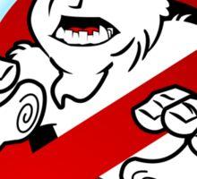 PNW: Ghostbusters Poster (logo) Sticker