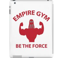 Empire Gym - Be The Force iPad Case/Skin