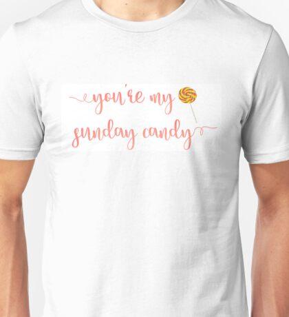 Sunday Candy Unisex T-Shirt