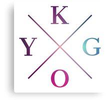 Kygo - Galaxy Canvas Print