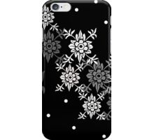 Abstract Floral iPhone Case/Skin