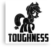 AppleJack - Toughness Canvas Print