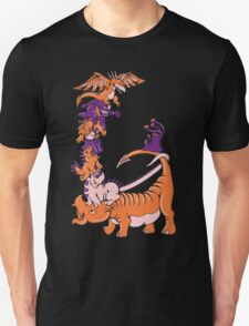 Dinosaur Dragons Unisex T-Shirt