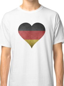 German Heart Classic T-Shirt
