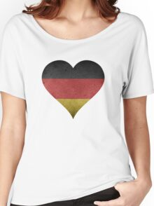 German Heart Women's Relaxed Fit T-Shirt