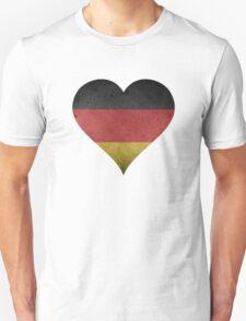 German Heart Unisex T-Shirt