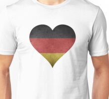 German Heart Unisex T-Shirt