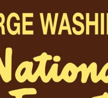 George Washington National Forest Sticker
