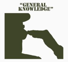 General Knowledge - How I Met Your Mother by CH4G