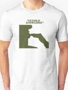 General Knowledge - How I Met Your Mother Unisex T-Shirt