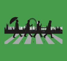 221B Abbey Road (Version Two) Baby Tee