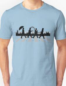 221B Abbey Road (Version Two) Unisex T-Shirt