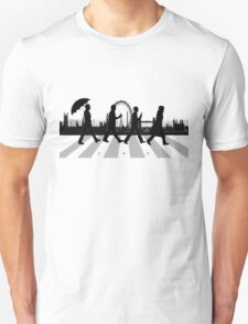 221B Abbey Road (Version Two) Unisex T-Shirt