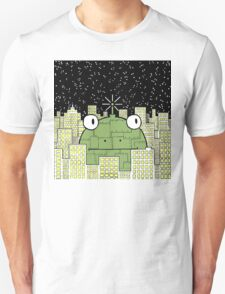 Rise of the Frog Machine Unisex T-Shirt