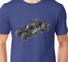 Batmobile Tumbler Unisex T-Shirt