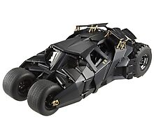 Batmobile Tumbler Photographic Print