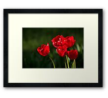 Longing for Love Framed Print