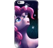 Pinkie's party lights iPhone Case/Skin
