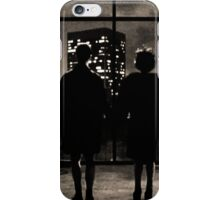 Fight club / last frame (sepia) iPhone Case/Skin