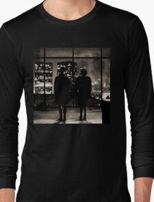 Fight club / last frame (sepia) Long Sleeve T-Shirt