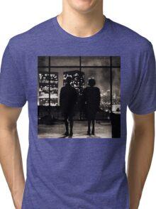 Fight club / last frame (sepia) Tri-blend T-Shirt