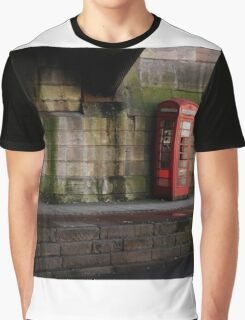 Famous Red Box Graphic T-Shirt