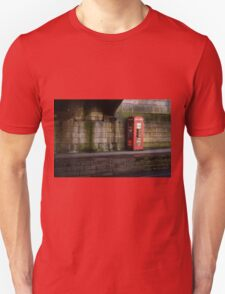 Famous Red Box Unisex T-Shirt