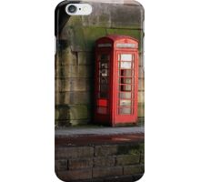 Famous Red Box iPhone Case/Skin