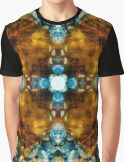 Four Elements - A Meditative Pattern Graphic T-Shirt