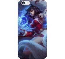 Ahri Splash Art iPhone Case/Skin