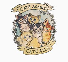 CATS AGAINST CATCALLS TUMBLR Unisex T-Shirt