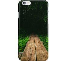 Into Dark Woods iPhone Case/Skin