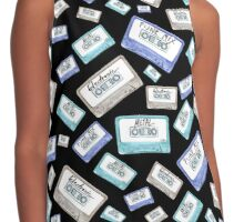 Mixtapes B - Music is my Passion  Contrast Tank