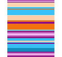 Bold Stripes  Photographic Print