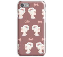 The Queen of France iPhone Case/Skin