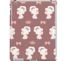 The Queen of France iPad Case/Skin