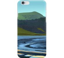 Low Tide, Late Evening iPhone Case/Skin