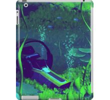Submarine Ship iPad Case/Skin