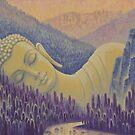 Buddha is everything by Yuliya Glavnaya