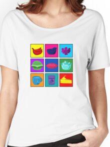 Pop Art Superwholock Women's Relaxed Fit T-Shirt