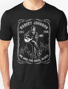 Robert Johnson (Me & the Devil Blues) Unisex T-Shirt
