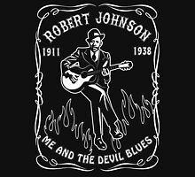 Robert Johnson (Me & the Devil Blues) Unisex T-Shirt