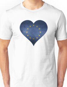 European Heart Unisex T-Shirt