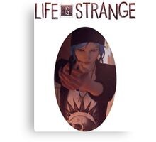 Life is strange Chloe Canvas Print