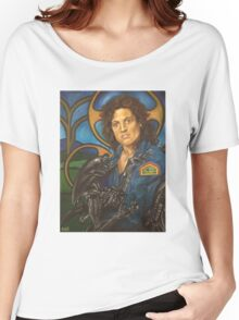 The Nostromo Madonna Women's Relaxed Fit T-Shirt