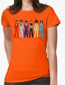 Retro Vintage Fashion 16 Womens Fitted T-Shirt