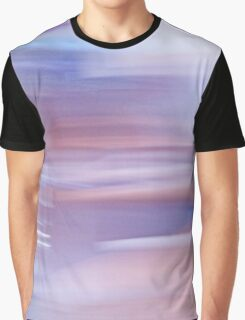 Tranquility Abstract Graphic T-Shirt