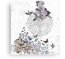 astrological garden party Metal Print