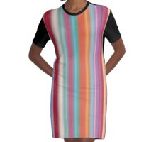 Pantone Colour of the Year Graphic T-Shirt Dress