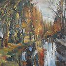 Autumn Reflections by Stefano Popovski